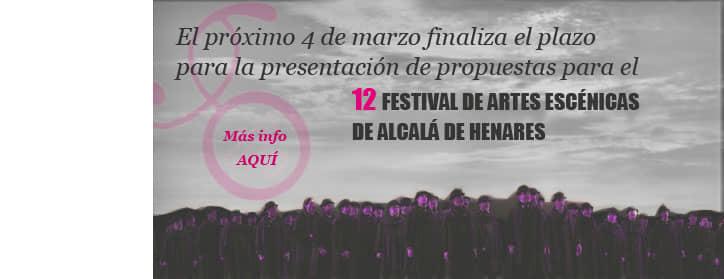 Presentacion de propuestas 2012