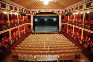 Lengua y lieratura: teatro: ESCENARIOS
