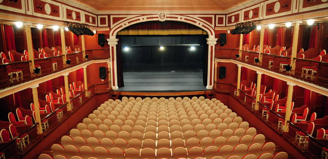 Teatro Salón Cervantes