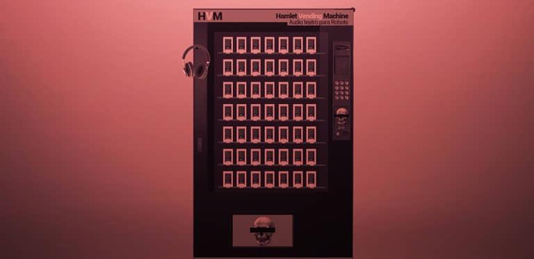 HAMLET VENDING MACHINE