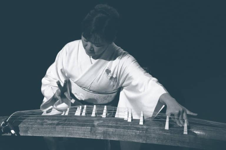 AKI & KUNIKO, CONCERT OF KOTO AND CLASSICAL GUITAR
