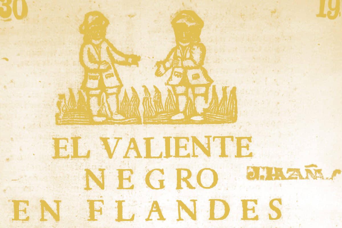"""TALLER """"SOMOS NEGROS, PERO NO TIZNAMOS: EL NEGRO Y SU REPRESENTACIÓN EN EL TEATRO DEL SIGLO DE ORO"""""""