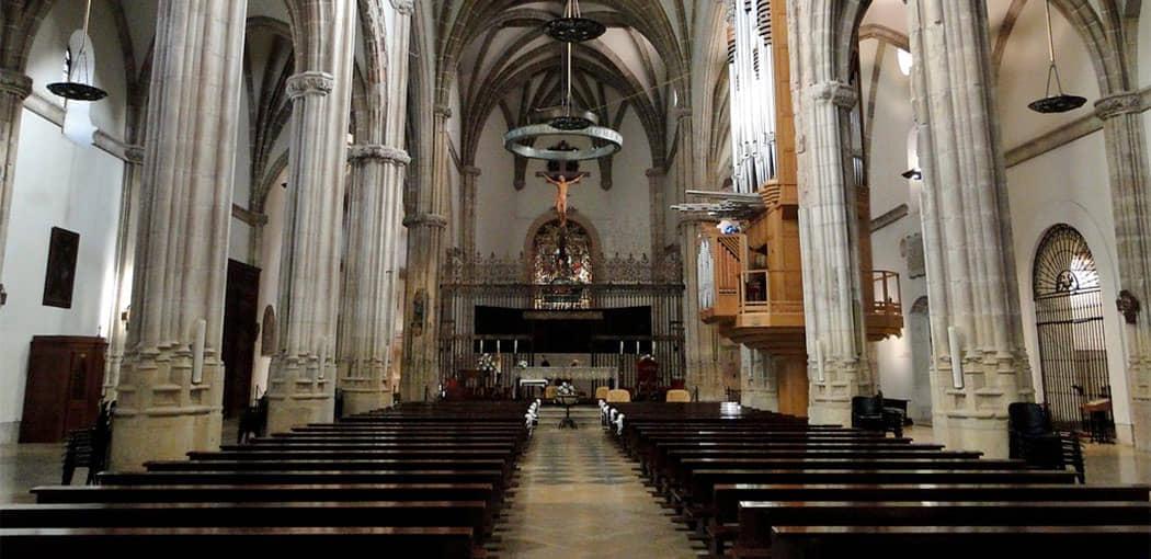 Catedral Magistral de los Santos Justo y Pastor