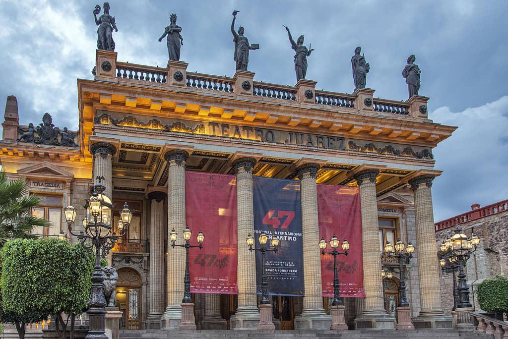Premio Fuente de Castalia 2021. Festival Internacional de Guanajuato