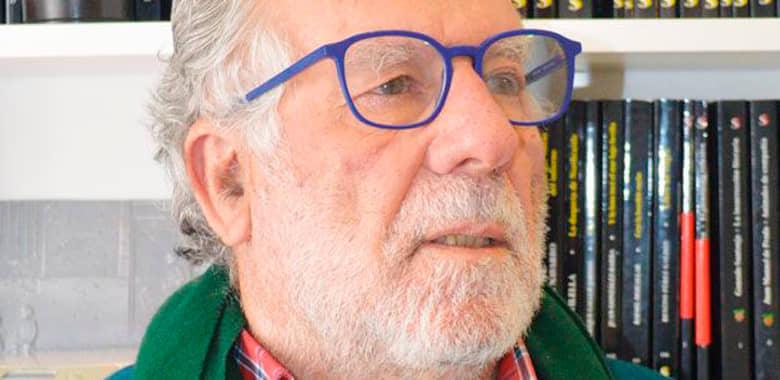 Al habla con Luciano García Lorenzo
