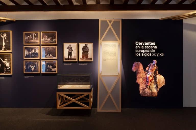 Cervantes en la escena europea de los siglos XX y XXI