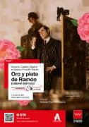 Oro y plata de Ramón (cabaret barroco). Cartel.