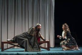 Peribáñez y el Comendador de Ocaña. Foto: Asís G. Ayerbe.