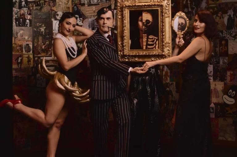 Oro y plata de Ramón (cabaret barroco)