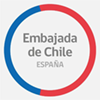 Logo Emabjada Chile